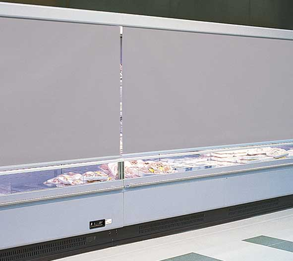 Industrial Refrigeration Freezline